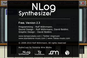 NLogシンセ1